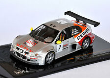 IXO Seat Toledo GT #7 C. Lavieille Test Day 24h Francorchamps 2003 GTM094 1/43