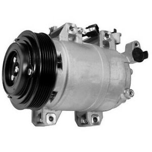 471-5005 Denso A/C AC Compressor New With clutch for Nissan Altima 2002-2006