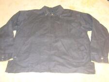 Charles river apparel men's Coaches Jacket Size XL Navy