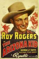 OLD LARGE ROY ROGERS COWBOY MOVIE POSTER, The Arizona Kid 1939 1