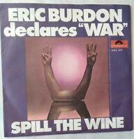 "ERIC BURDON⚠️Unplayed⚠️7""-1971-Spill the wine/Magic moun-Polydor 2001072 Germany"