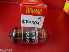 Cv4004 brimar ECC83 12AX7 unique suture un new old stock Valve Tube S15