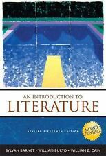 Introduction to Literature, An (Second Printing) (15th Edition)-ExLibrary