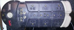 APC Performance - Surge Arrest 11-Outlet Surge Protector -Many Great Items Avail