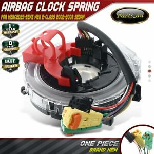 Airbag Clock Spring for Mercedes Benz E-CLASS W211 w/o Heated Steering Wheel