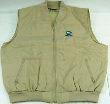 NEW Novartis Seeds Insulated Farm Vest by King Louie - Men's 2XL