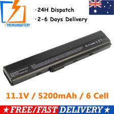 Laptop Battery for ASUS K52Dr K52DY K52F K52J A31-K52 A32-K52 A41-K52 A42-K52 AU