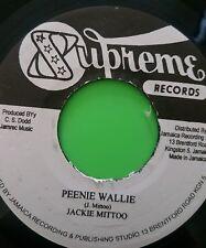 Studio One peenie Wallie/CANT Go on Jackie Mittoo