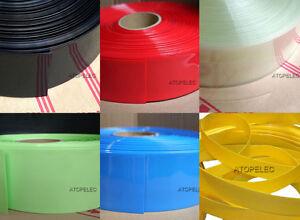 17MM-103MM Wide PVC Heat Shrink Tubing Wrap Lipo Li-ion NiCd RC Battery Pack