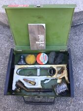 Vintage Bernz-O-Matic Jet Torch Kit With Soldering Supplies NO TANK