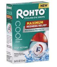 Rhoto Cooling Eye Drops, 0.4 oz
