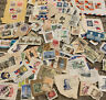 CHINA STAMPS LOT, ON PAPER COLLECTION INCLUDING TIENTSIN & TAIWAN CANCELS