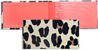 Kate Spade New York Small Photo Album 4x6, Leopard Print Picture Book Holds 80 P