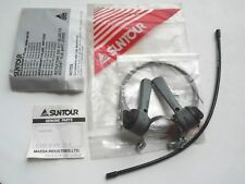 *NOS Vintage 1980's SUNTOUR Accushift Plus band-on 7 speed gear shifters*