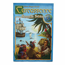 NEW Carcassonne South Seas Replacement Expansion Game Parts Instuction Rule Book