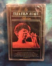 Ella Fitzgerald CASSETTE TAPE Collection STILL FACTORY SEALED Golden Greats