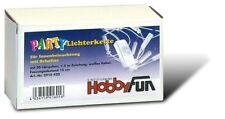HobbyFun / CREApop 20er Lichterkette weiß mit Schalter