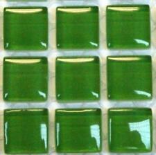 81 murrini verre cristal tuiles de Mosaïque - Vert irlandais