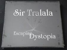 Sir Tralala - Escaping Dystopia (SEALED NEW CD)