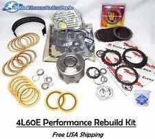 The Best High Performance Super Master Rebuild Kit for GM 4L60E 4L65E 1997-2003