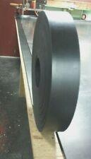 Neoprene Sheet Rubber Solid Strip 18 Thk X 2 W X 30 Foot 1 Pc Roll 60d Std