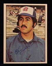 ELIS SOSA MARTINEZ 1975 SSPC Autograph Signed AUTO Baseball Card 38 BRAVES