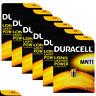 6 x Duracell Alkaline MN11 6V batteries E11A A11 WE11 CX21A L1016 Remote Alarms