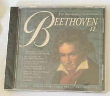 NEW In Original Packaging - Masterpiece Collection: Beethoven 2 (CD, Unison)