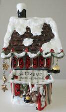 Blue Sky Clayworks 2009 Heather Goldminc Blitzens' House Of Pancakes Tealight