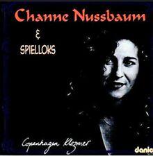 Nussbaum Channe & Spielloks Copenhagen Klezmer CD New