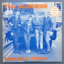 The Business - Back To Back Vol.2 - Suburban Rebels - Smash The Discos - Ex