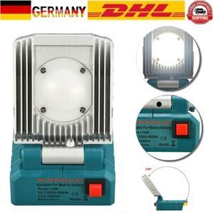 LED Arbeitslicht Alternative Taschenlampe 14,4V/18V für Makita-Beleuchtung