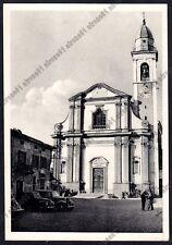 NOVARA CARPIGNANO SESIA 26 AUTOMOBILI d'EPOCA Cartolina (viaggiata ?) 1955