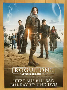 Filmplakat - Rogue One - A Star Wars Story -   §