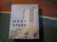 Randoll COATE: Mont Athos