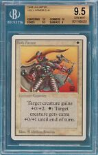 Holy Armor Beta PLD-SP White Common MAGIC THE GATHERING MTG CARD ABUGames
