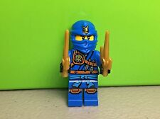 NEW LEGO Ninjago Jay with Knee Pads MiniFigure (Set 70749 71215) AUTHENTIC