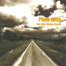 Matt Wates - Plum Lane [CD]