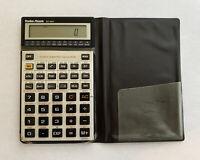 Vintage Radio Shack Scientific Calculator EC-4017 Made in Japan BROKEN