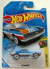 HOT WHEELS 2019 '67 Camaro Treasure Hunt NEW & SEALED
