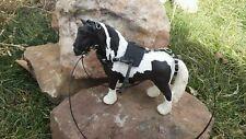 COLLECTA Breyer Schleich horse Custom harness leather