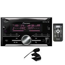 Pioneer D.Din CD Player w/BTAuxUSB3xPreOutSpotify PandoraSAT RDY