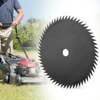 60 Teeth Grass Trimmer Brush Cutter Head Steel Garden Tools Strimmer Mower Blade