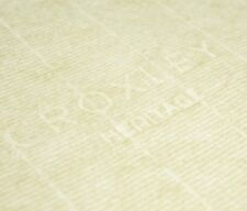 Laid A4 Paper 100gsm Ivory Croxley Heritage Quality 50 Sheets Water Marked Ivory