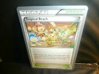 Pokemon TROPICAL BEACH PROMO BW50  2013 WORLD CHAMPIONSHIP WC !  CLEMENT