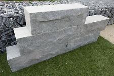 Gartenmauer Trockenmauer Granitmauer 24 Stück Steinmauer Mauer Naturstein Granit