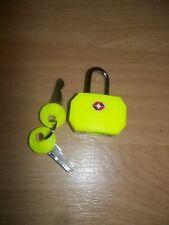 Swiss gear travel padlock