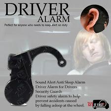 New Driver Wake-Up Road Safety Car Alarm Warning Fatigue Driving Sleep Nap Alert