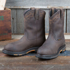 Ariat Workhog Waterproof Distressed Brown