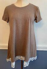 Nuevo Para Mujer Damas túnica Tie Dye Tops Lujo Jumpers Pullover Talla Plus 20 22 24